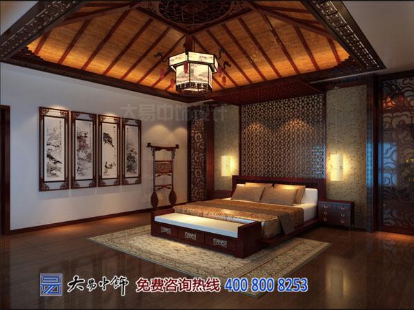 卧室设计中式装修