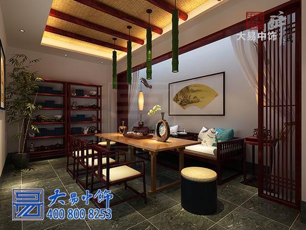 禅意中式别墅设计