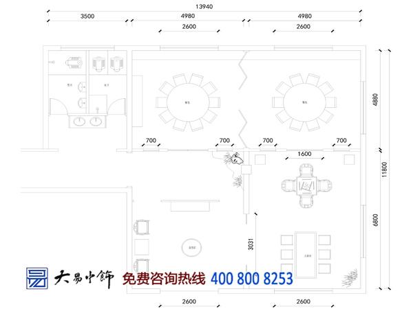 四合院設計平面圖