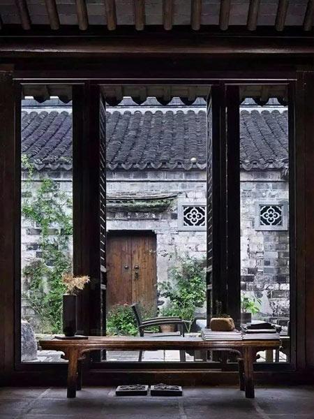 古琴民宿设计
