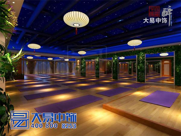禅意中式瑜伽会所设计