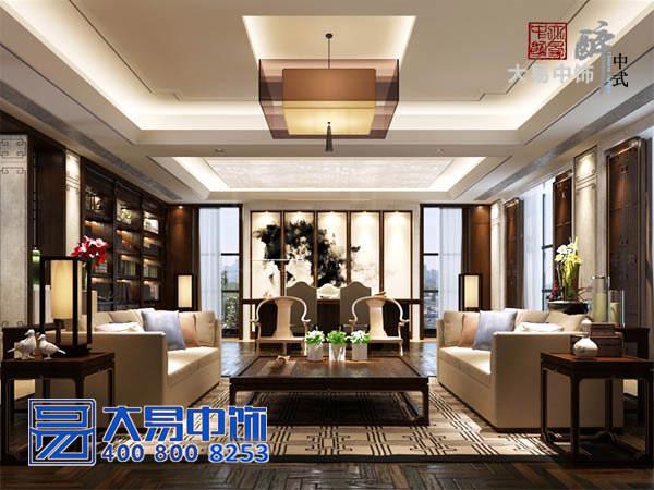 释放新时代文化素养,上海现代新中式会所设计