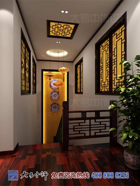 会馆中式装修