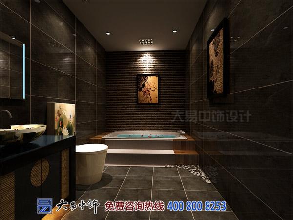 現代中式酒店裝修