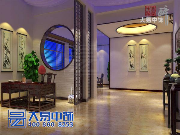 现代简约风格中式装修 新中式温馨住宅设计