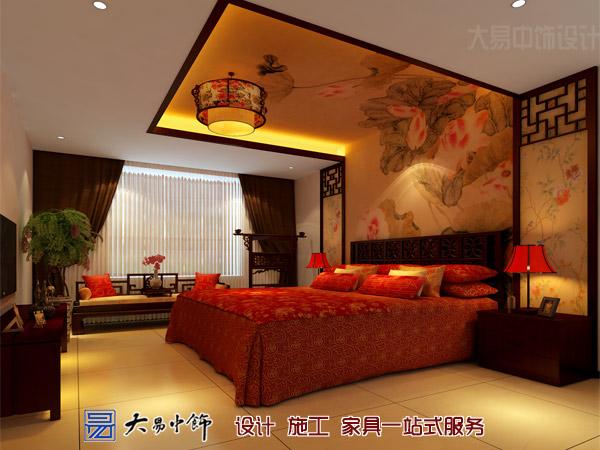 新中式风格家庭装修设计,感受这里的时尚元素