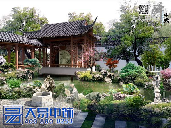 园林中式装修设计