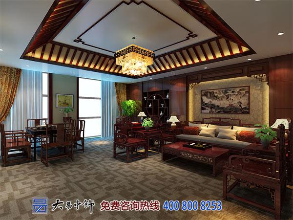 中式办公装饰