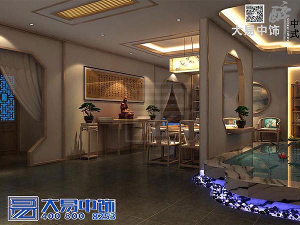 禅意茶室设计
