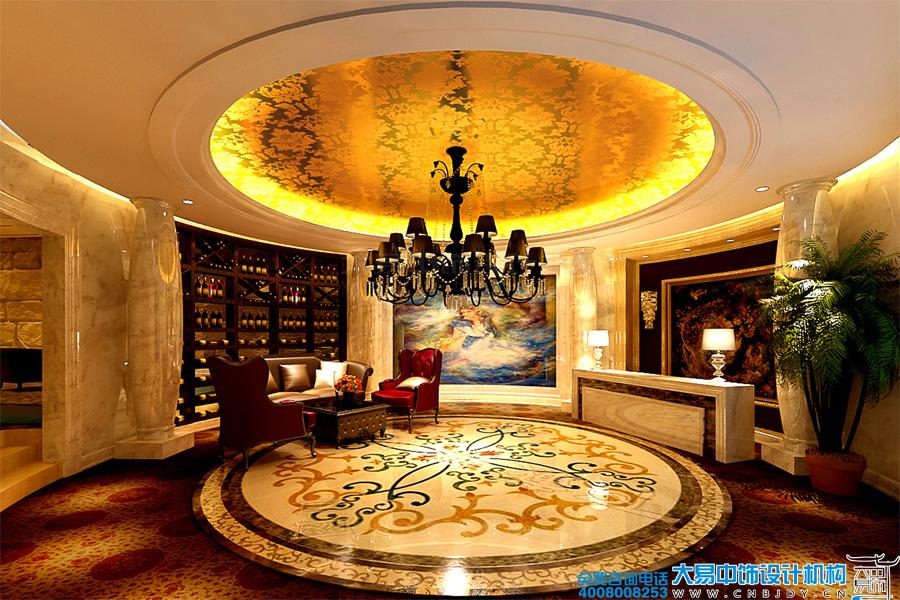 中式酒店设计