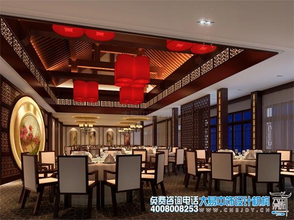 会厅中式装修