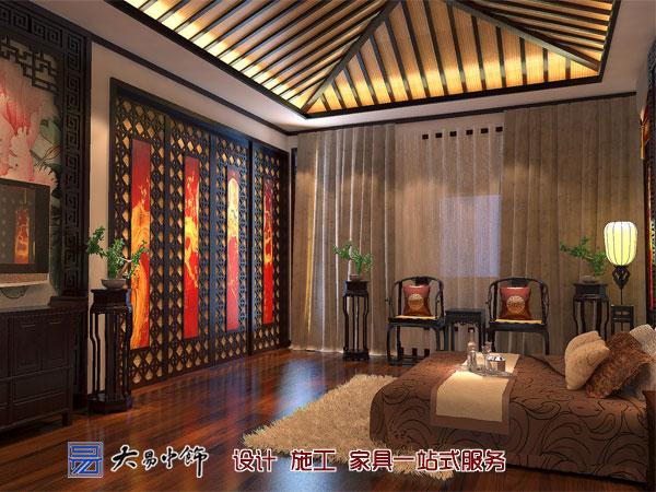 中式室内装修装饰