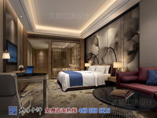 新中式客栈设计 中国风与商务范儿的双重加持