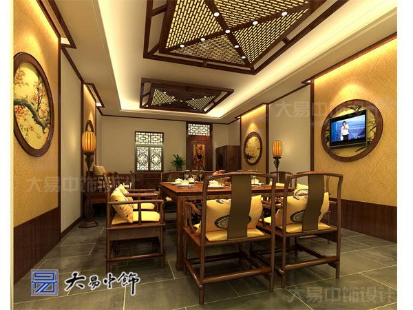 茶楼中式设计案例赏析 走过茶马古道的传说
