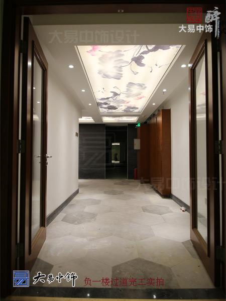 北京建國門瑜伽會館硬裝俊工案例