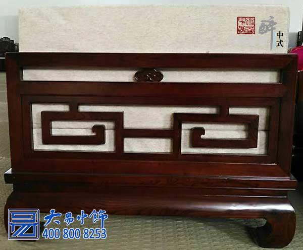 古典中式榆木沙發真材實木推崇大方美觀