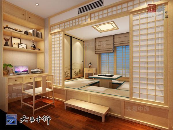 北京大宅仿古中式装饰设计大气优雅生活