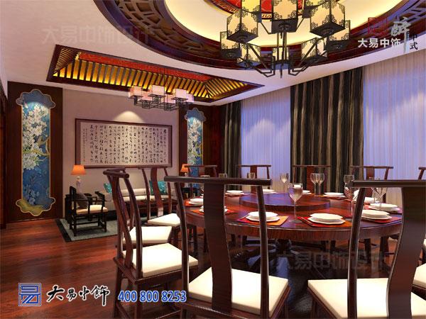 中式裝修設計餐廳哪家公司好?