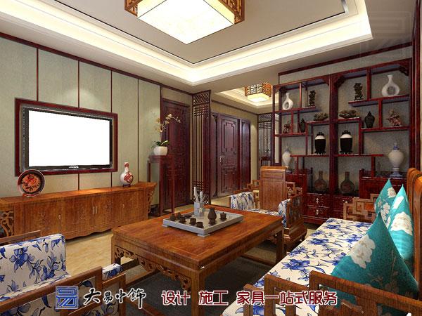 客廳中式裝修那家好?客廳中式設計那個好?