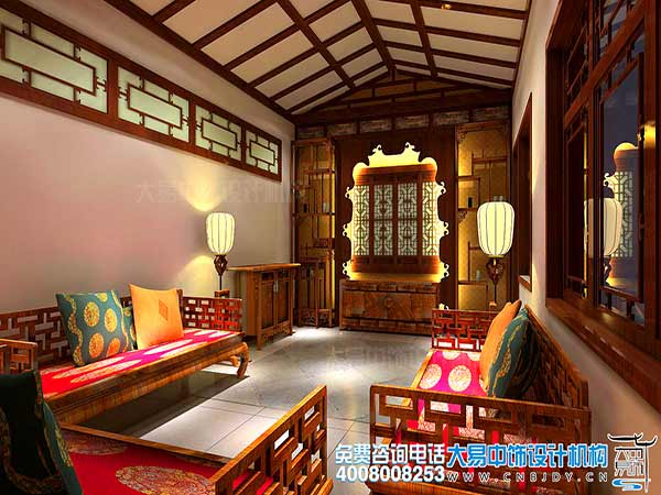 中式裝修配飾的家居如何保養及清理