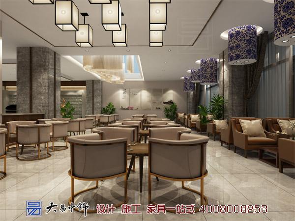 中式酒店设计所需的空间最大化