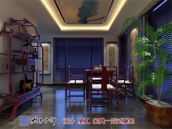 如何擺設中式裝修設計中涉及房間的燈飾