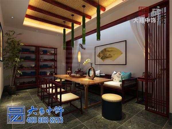中式酒店装修如何室内设计,如何做中式配饰?