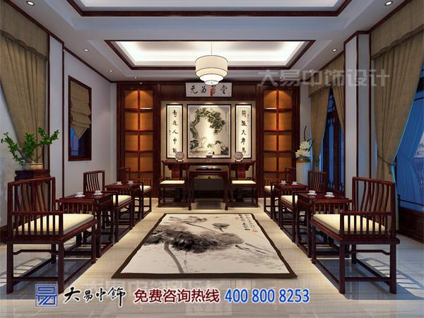 中式家具在中式设计中的摆设艺术