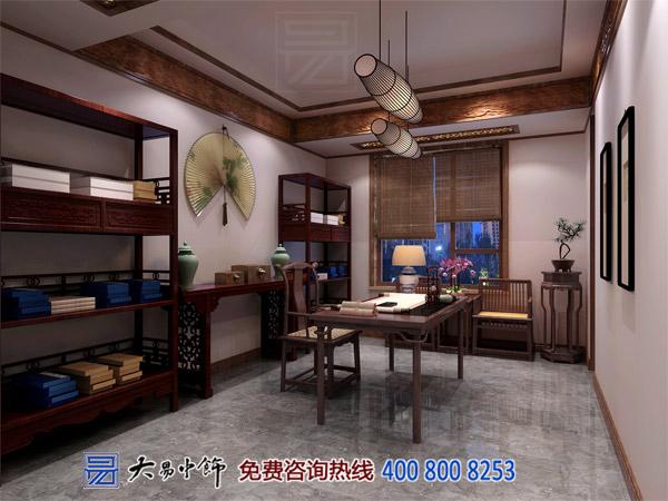 別墅四合院中式設計技巧及層次價值觀