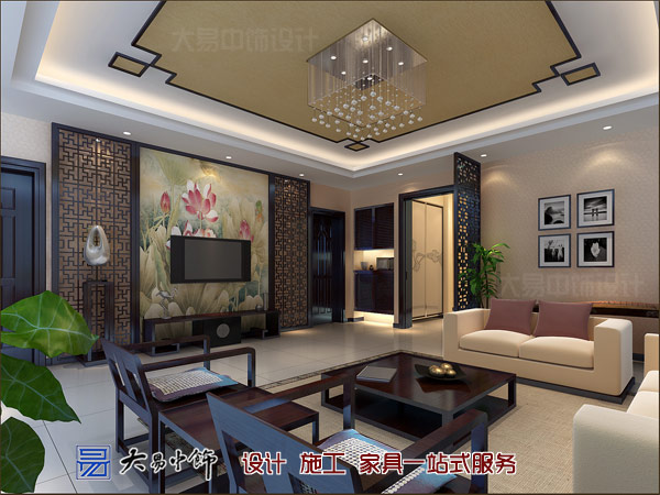中式风格家庭装修如何设计的更好看