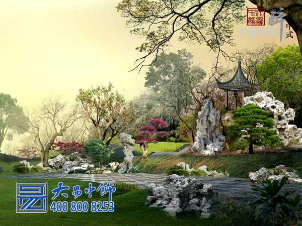 古园林中式风格设计 让你如入仙境