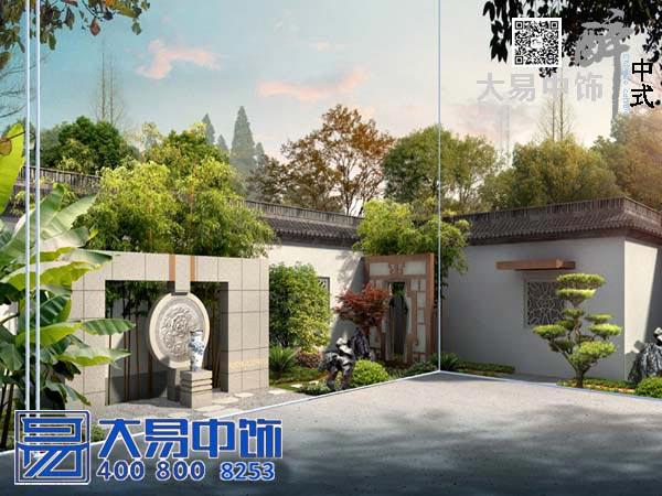 河南郑州-别墅园林-中式设计图集